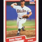 1990 Fleer Baseball #549 Bobby Thigpen - Chicago White Sox