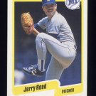 1990 Fleer Baseball #523 Jerry Reed - Seattle Mariners