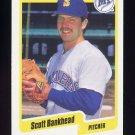 1990 Fleer Baseball #505 Scott Bankhead - Seattle Mariners