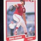 1990 Fleer Baseball #422 Danny Jackson - Cincinnati Reds