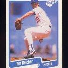 1990 Fleer Baseball #389 Tim Belcher - Los Angeles Dodgers