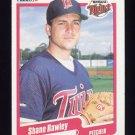 1990 Fleer Baseball #384 Shane Rawley - Minnesota Twins
