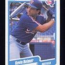 1990 Fleer Baseball #310 Kevin Reimer - Texas Rangers