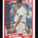 1990 Fleer Baseball #289 Bob Stanley - Boston Red Sox