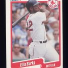 1990 Fleer Baseball #269 Ellis Burks - Boston Red Sox