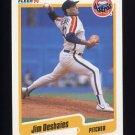 1990 Fleer Baseball #229 Jim Deshaies - Houston Astros