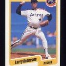 1990 Fleer Baseball #221 Larry Andersen - Houston Astros Ex