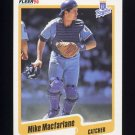 1990 Fleer Baseball #114 Mike Macfarlane - Kansas City Royals