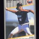1989 Fleer Baseball #369 Dave Smith - Houston Astros