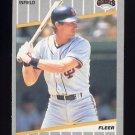 1989 Fleer Baseball #343 Chris Speier - San Francisco Giants
