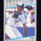 1989 Fleer Baseball #228 John Cerutti - Toronto Blue Jays