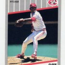 1989 Fleer Baseball #168 Jose Rijo - Cincinnati Reds
