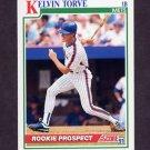 1991 Score Baseball #754 Kelvin Torve - New York Mets