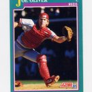 1991 Score Baseball #620 Joe Oliver - Cincinnati Reds