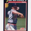1991 Score Baseball #316 Jerry Don Gleaton - Detroit Tigers