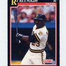 1991 Score Baseball #273 R.J. Reynolds - Pittsburgh Pirates
