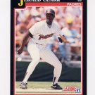 1991 Score Baseball #242 Jerald Clark - San Diego Padres NM-M