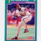 1991 Score Baseball #217 Tom Niedenfuer - St. Louis Cardinals