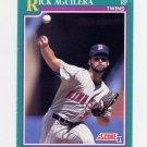 1991 Score Baseball #170 Rick Aguilera - Minnesota Twins