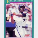 1991 Score Baseball #146 Eric Anthony - Houston Astros