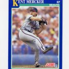 1991 Score Baseball #079 Kent Mercker - Atlanta Braves