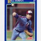 1991 Score Baseball #068 Bill Sampen - Montreal Expos