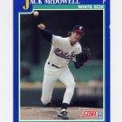 1991 Score Baseball #027 Jack McDowell - Chicago White Sox ExMt