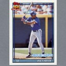 1991 Topps Traded Baseball #020T Joe Carter - Toronto Blue Jays