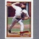 1991 Topps Baseball #749 Greg W. Harris - San Diego Padres
