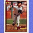 1991 Topps Baseball #613 Eric Show - San Diego Padres NM-M