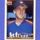 1991 Topps Baseball #531 Dave Rohde - Houston Astros