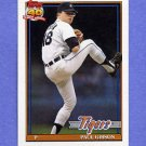 1991 Topps Baseball #431 Paul Gibson - Detroit Tigers
