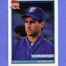 1991 Topps Baseball #292 Bud Black - Toronto Blue Jays