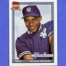 1991 Topps Baseball #259 Hensley Meulens - New York Yankees ExMt