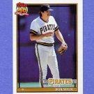 1991 Topps Baseball #029 Bob Walk - Pittsburgh Pirates