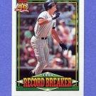 1991 Topps Baseball #004 Kevin Maas RB - New York Yankees