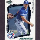1995 Score Baseball #597 Alex Gonzalez - Toronto Blue Jays