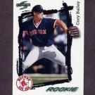 1995 Score Baseball #596 Cory Bailey - Boston Red Sox