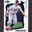 1995 Score Baseball #595 Steve Dunn - Minnesota Twins