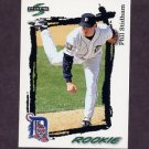 1995 Score Baseball #594 Phil Stidham - Detroit Tigers