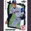 1995 Score Baseball #580 Gar Finnvold - Boston Red Sox
