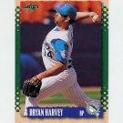 1995 Score Baseball #548 Bryan Harvey - Florida Marlins