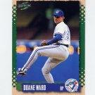 1995 Score Baseball #529 Duane Ward - Toronto Blue Jays
