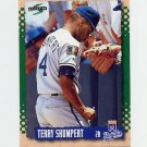 1995 Score Baseball #523 Terry Shumpert - Kansas City Royals