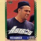 1995 Score Baseball #509 Pete Harnisch - Houston Astros