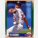 1995 Score Baseball #500 Pat Mahomes - Minnesota Twins