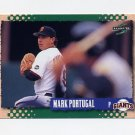1995 Score Baseball #446 Mark Portugal - San Francisco Giants