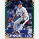 1995 Score Baseball #400 Jeff Montgomery - Kansas City Royals