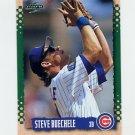 1995 Score Baseball #389 Steve Buechele - Chicago Cubs