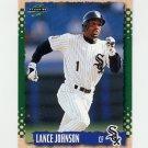 1995 Score Baseball #360 Lance Johnson - Chicago White Sox